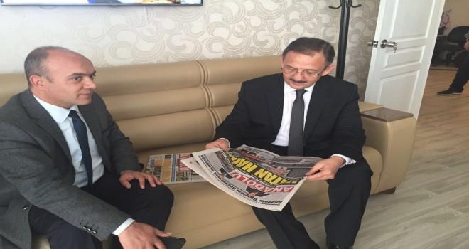 2,5 yıl önce Mehmet Özhaseki ile Ankara belediyeciliği üzerine bir röportaj...