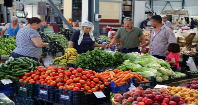 Ankara'da pazar yeri ve marketlere çocukların girişi yasaklandı...