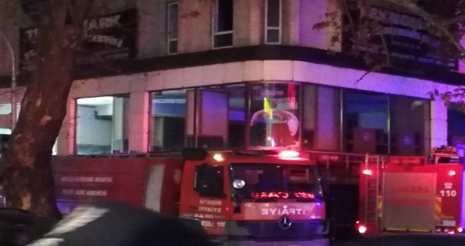 işte Ankara'da ki patlamanın yaşandığı bina