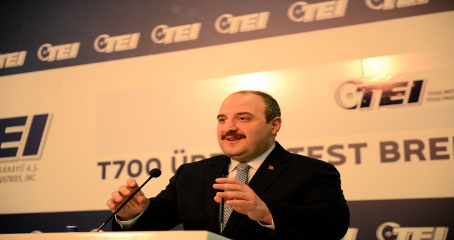 Amacımız tam bağımsız Türk savunma sanayini oluşturmaktır