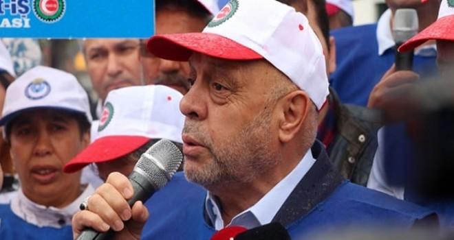 Bolu Belediyesi işçileri için Emek ve Adalet yürüyüşü başlıyor...