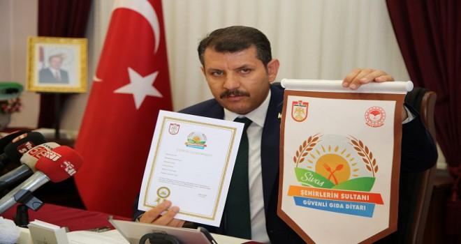 Şehirlerin Sultanı, Güvenli Gıda Diyarı Projesi tanıtıldı