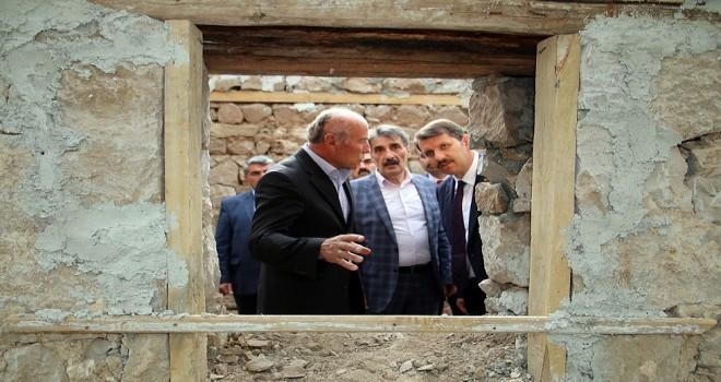 Muhsin Yazıcıoğlu'nun evi için harekete geçtiler...