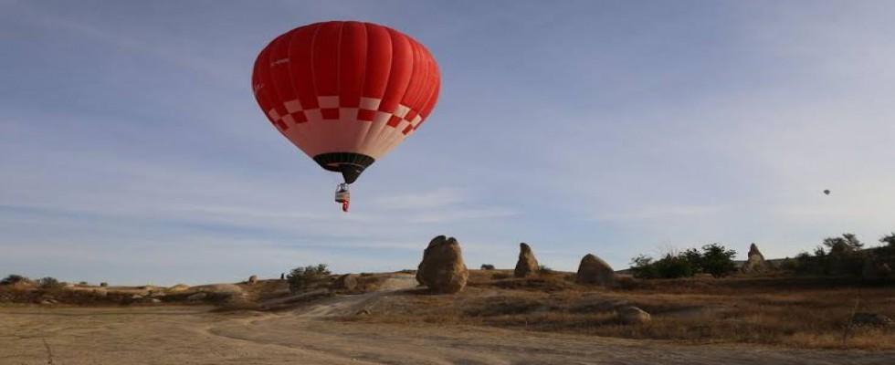 Kayseri'de de balon uçacak