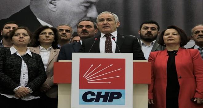 CHP'den Mansur Yavaş açıklaması...