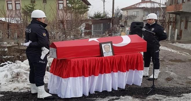 46 yaşında ki Polis memuru kalp krizinden vefat etti...