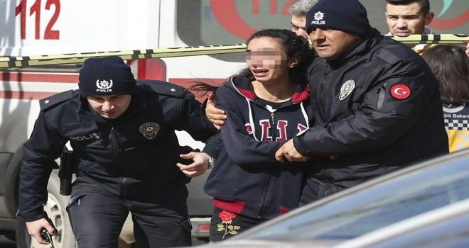 Ankara'da korkunç olay. Çocukların gözü önünde oldu...