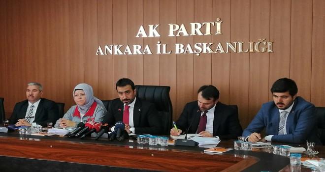 AK Parti, Mansur Yavaş'ın 100 gününü değerlendirdi...