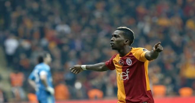 Galatasaray Sivasspor'u dörtledi...