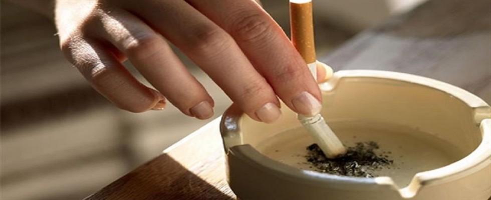 Tütün kullanımında ilk sıralardayız