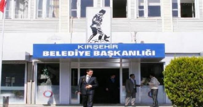 AK Parti'den Kırşehir belediyesinin borç tutarına itiraz