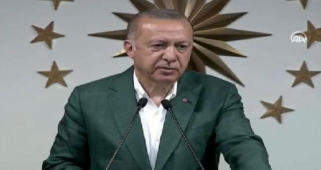 Erdoğan: YSK Mahkemenin Patronudur