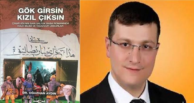 Oğuzhan Aydın'dan müthiş bir eser: GÖK GİRSİN KIZIL ÇIKSIN