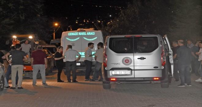 Kırıkkale'de bir evin bahçesinde ceset parçaları bulundu