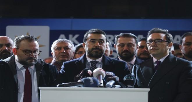 AK Parti yarın MHP'ye bırakılan ilçe belediye başkan adaylarını da açıklayacak
