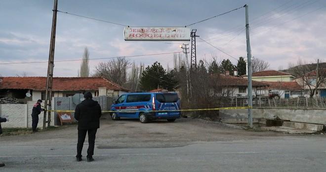 Yozgat'ta Derebent köyü karantinaya alındı...