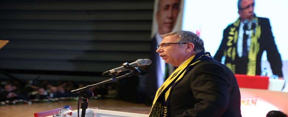 Mansur Yavaş: Ankara'yı betona değil, yeşile boğacağız...
