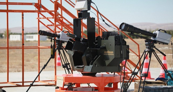 Casus dronları vurmaya hazırlanıyor...