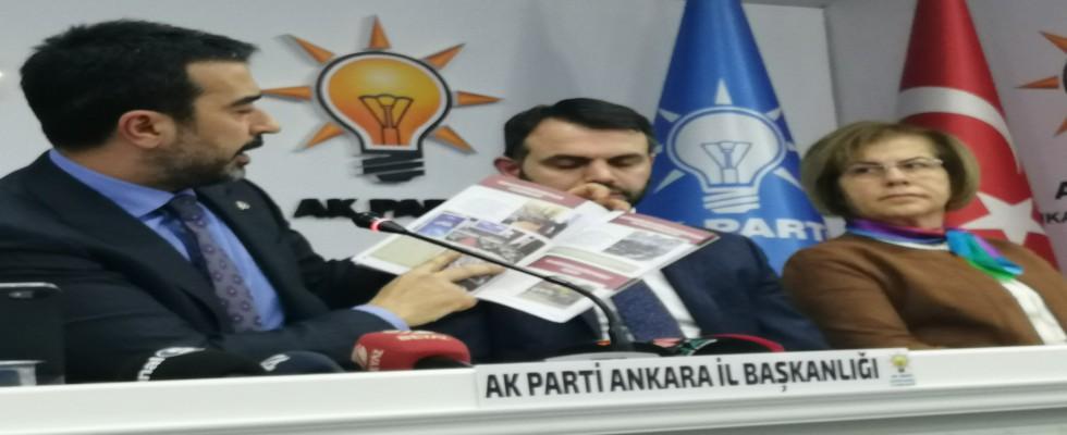 Özcan: ABB Meclisin de yüzde 95 Evet oyu verdik