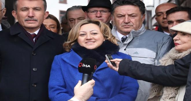 Ankaralılar Ankara'yı geziyor...