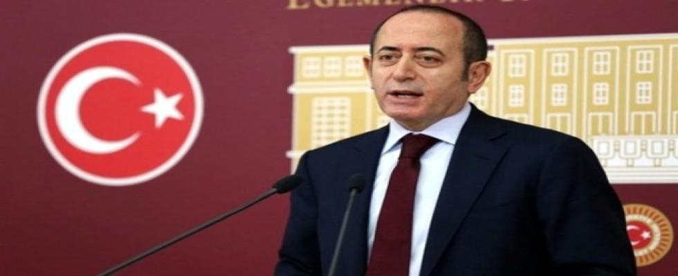 CHP'li Hamzaçebi istifa etti...