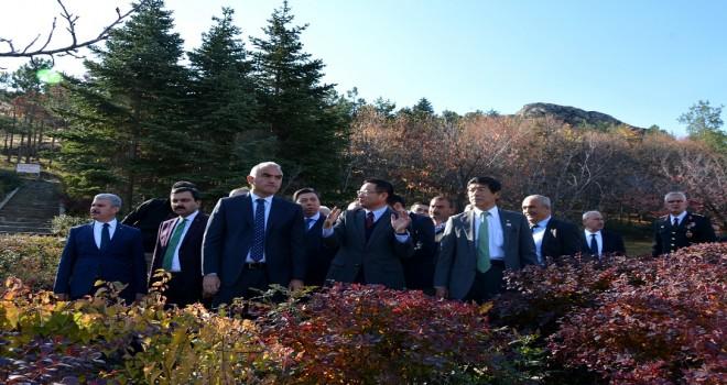 Asya'da en büyük hedefimiz Japon turistlerimizi geri getirmek