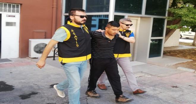 Aksaray'da tartıştığı eşini bıçaklayan zanlı tutuklandı
