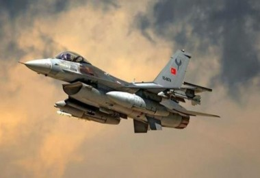 Irak'ın kuzeyine hava harekatı...