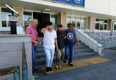 Kırıkkale'de uyuşturucu operasyonları...