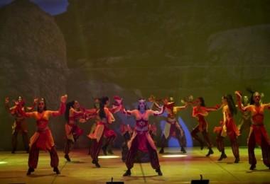 Anadolu Ateşi, başkentli izleyicilerle buluştu