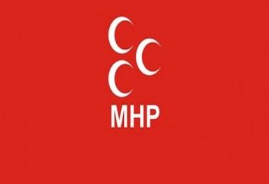 MHP 30 Belediye Başkan adayını daha açıkladı...