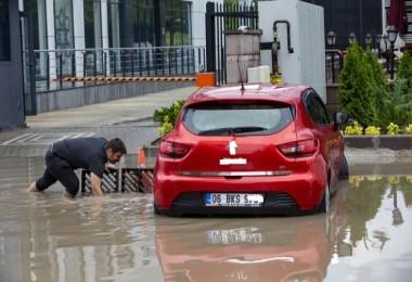 Ankara sokaklarında bilindik sahne