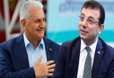 Binali Yıldırım ve Ekrem İmamoğlu'nun canlı yayın tarihi belli oldu...