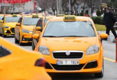 7 bin 700 taksiciye anket
