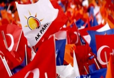 AK Partiye Belediye Başkan adaylığı için 7 bin180 başvuru