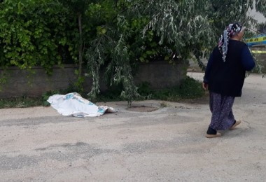 Şereflikoçhisar'da Komşu kavgası: 1 ölü