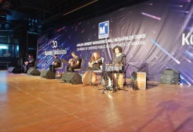ASMMMO 30. Kuruluş Yıldönümüne muhteşem konser