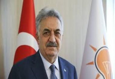 Meclis Başkanı görevinin başındadır, İstanbul adayımızdır...
