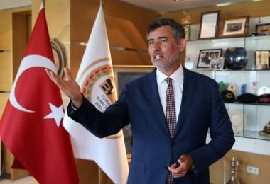 Feyzioğlu'ndan adli yıl açılış töreni eleştirilerine yanıt