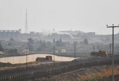 Tel Abyad'daki terör hedefleri ateş altına alındı