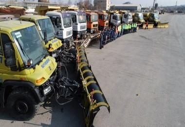 Ankara Kışa hazır