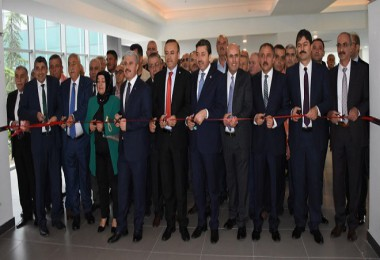 Kırşehir'de 32. Ahilik Haftası kutlamaları resmi açılış töreni ile başladı.