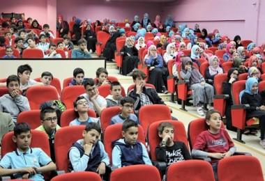 21 bin öğrenciye çevre bilinci işlendi...