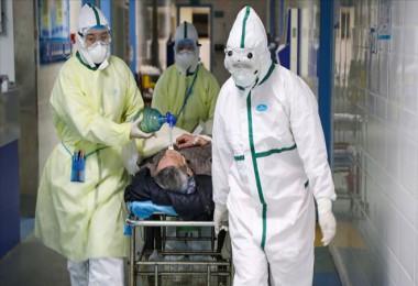 Koronavirüs salgınında ölü sayısı 9'a yükseldi...