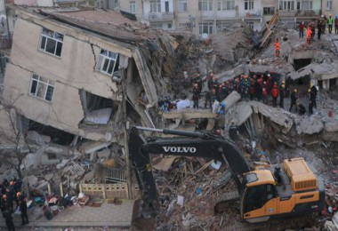 Elazığ Depremzedeler için toplanan para açıklandı...
