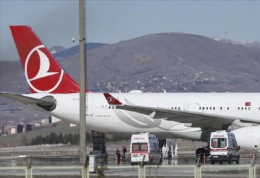 İran'dan getirilen Türk vatandaşlarının uçaktan tahliyesi tamamlandı