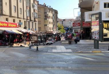 Çankırı'da iki ayrı deprem...