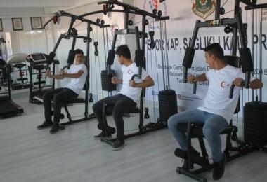 Kırşehir Kaman'da öğrencilerin hayali gerçek oldu