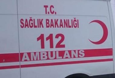 Sivas'ta trafik kazası: 1 ölü 1 yaralı...