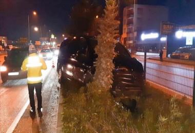 Özhaseki trafik kazası geçirdi... Ameliyata alındı